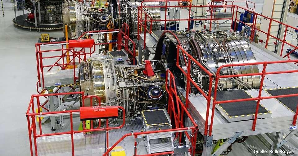 Zakład produkcyjny Rolls Royce