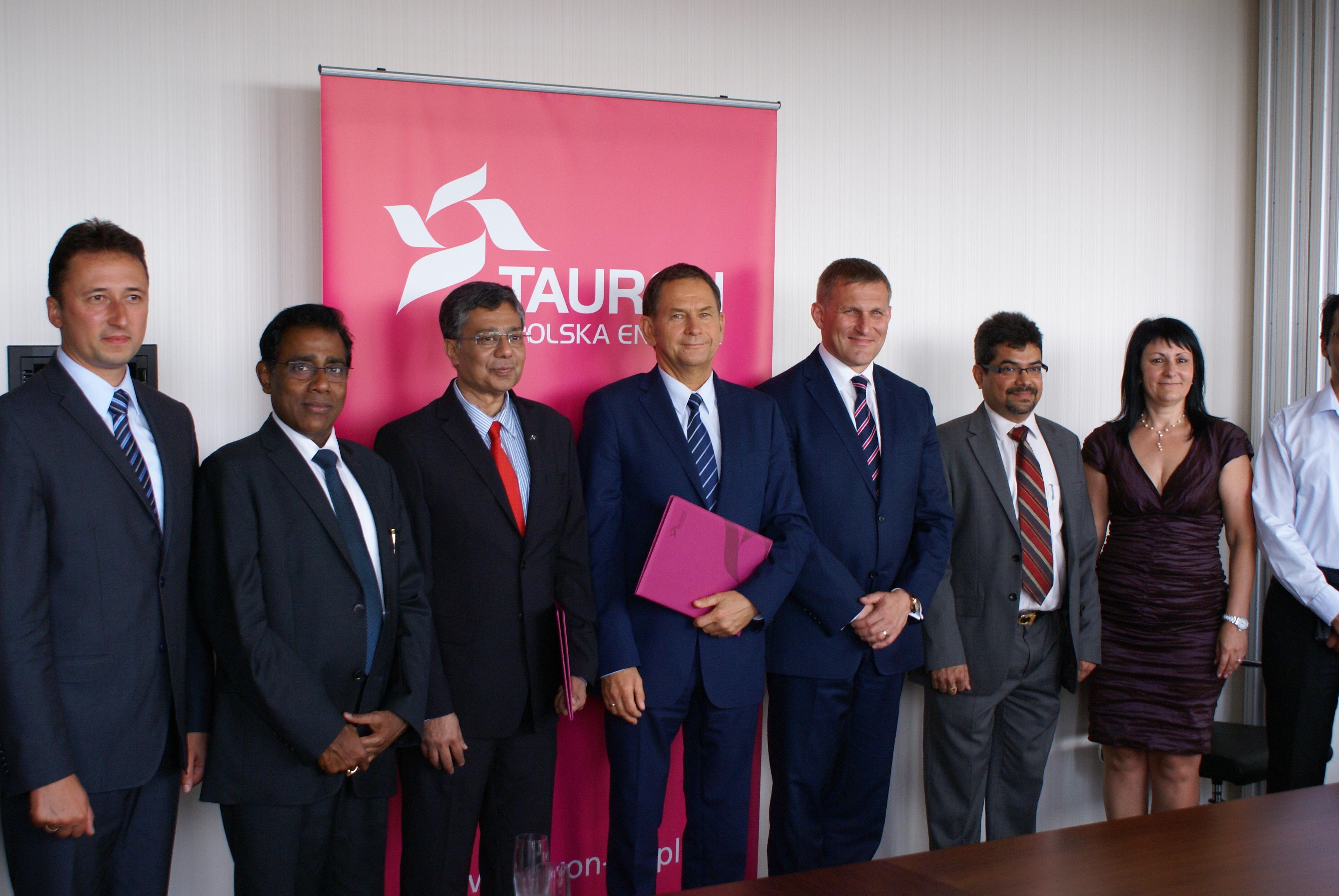 Grupa Tauron i ArcelorMittal tworzą spółkę