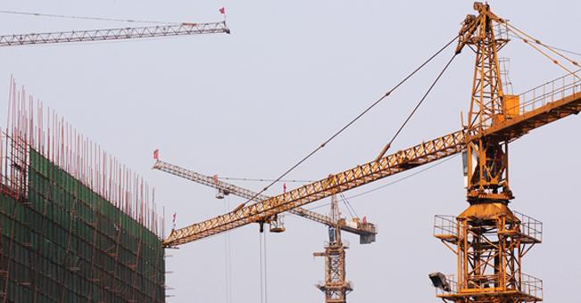 Prognozowany wzrost zagrożenia upadłością w budownictwie