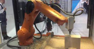 CAMdivision: NX CAM Robotics z robotem KUKA
