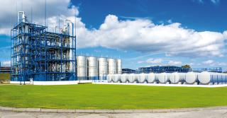 Budowa automatyzacji obiektów spożywczych i linii technologicznych / Chemat Konin