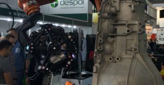 Creaform: pomiary i skanowanie 3D w przemyśle