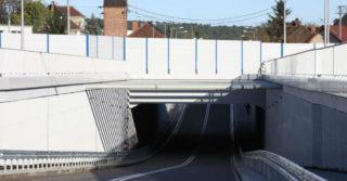 PKP PLK: nowe dwupoziomowe skrzyżowanie w Mosinie