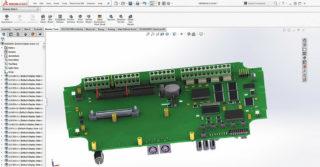 Mechatronika sprawnie realizowana z oprogramowaniem SOLIDWORKS