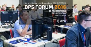 DPS FORUM – XIV spotkanie użytkowników SOLIDWORKS