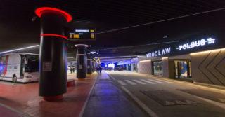 Otwarto nowy dworzec autobusowy we Wrocławiu