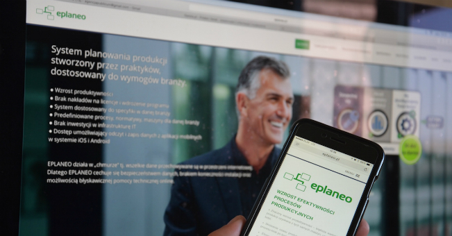 ePlaneo – Mobilne zarządzanie produkcją
