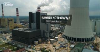 Budowa nowego bloku Elektrowni Kozienice / lato 2017
