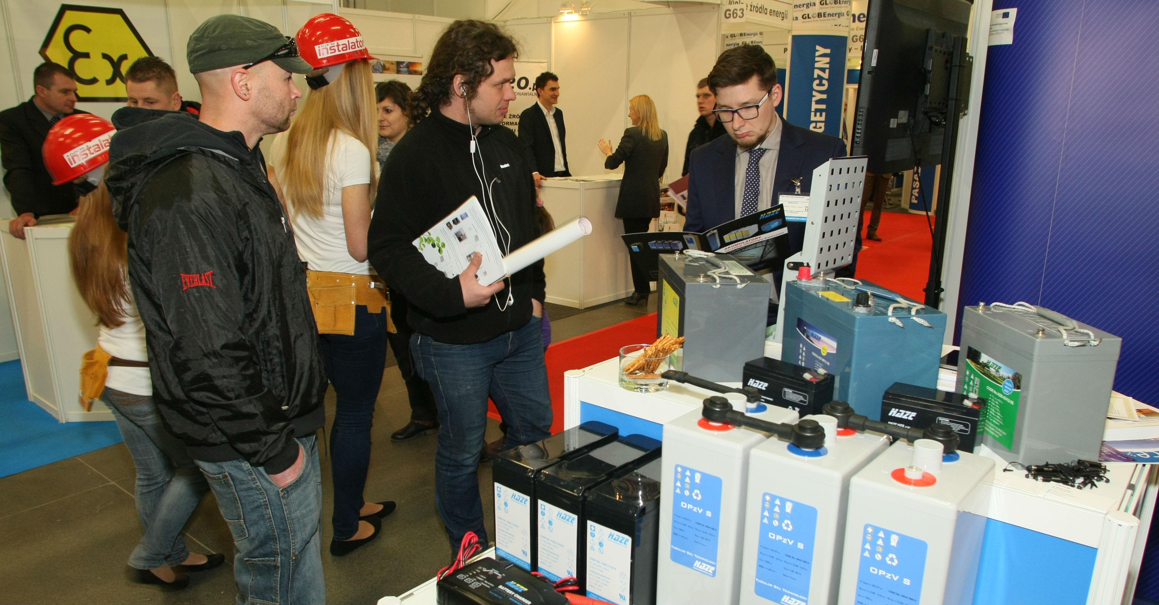 Targi Kielce: 6 tys. gości na ENEX-sie