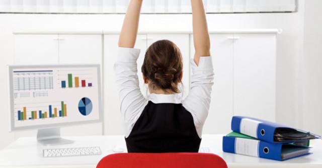 Ergonomia stanowiska pracy wbiurze