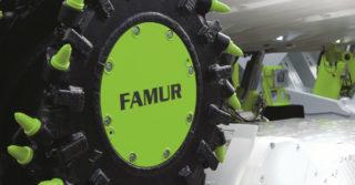 Grupa FAMUR: 1,03 mld wartości przychodów ze sprzedaży w 2016 roku