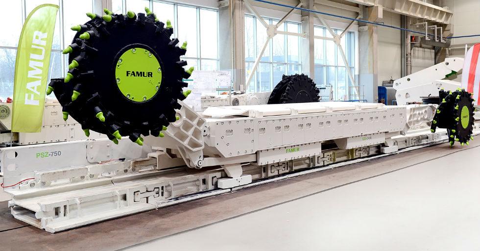 FAMUR realizuje duży kontrakt na rynku tureckim