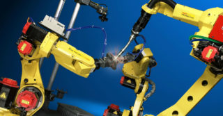 Roboty FANUC w PAK Kopalnii Węgla Brunatnego Konin