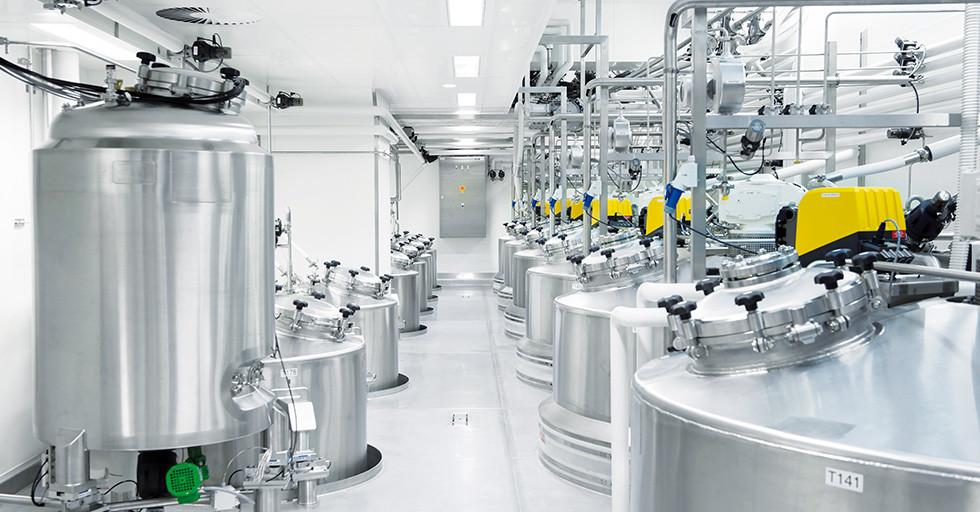 GPI – projektowanie i produkcja zbiorników ze stali nierdzewnej