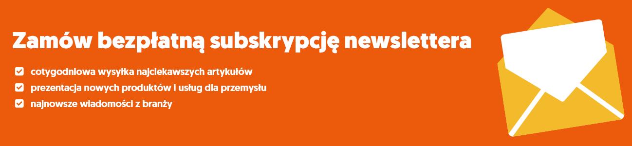 Subskrypcja Newslettera Polski Przemysł