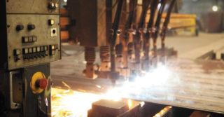 Grant: konstrukcje stalowe i obróbka mechaniczna
