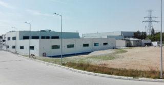 Eiffage zakończył budowę nowej hali Unilever w Poznaniu