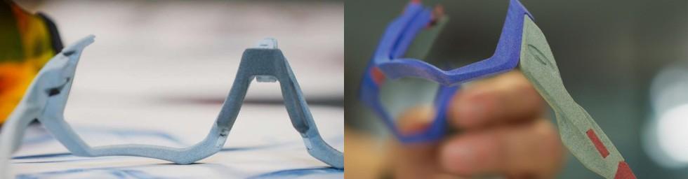 Prototypy okularów Oakley
