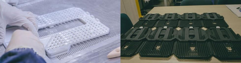 Produkcja AM akcesoriów Sinthesi Engineering