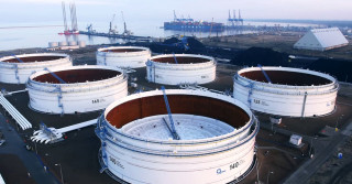 IDS-BUD – budowa terminalu naftowego w Gdańsku
