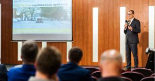 Polska edycja konkursu igus manus 2017. Aplikacje z użyciem bezślizgowych łożysk