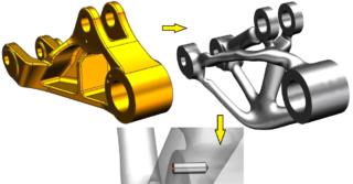 Modelowanie konwergentne w systemie NX: możliwości i zastosowanie