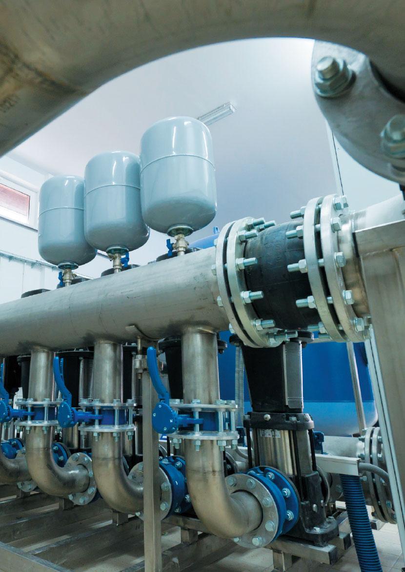 Instalcompact: nowoczesne systemy wodno-kanalizacyjne