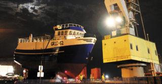IRKO: kutry rybackie i konstrukcje offshore