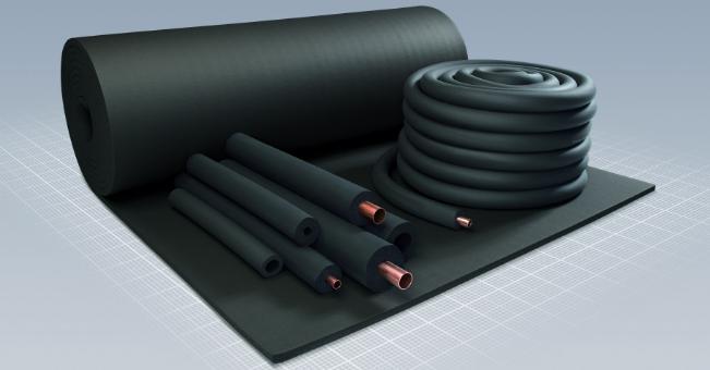 Nowa izolacja Armaflex ACE Plus nie dopuszcza do rozgorzenia pożaru, dzięki czemu jest gwarantem najwyższego bezpieczeństwa ogniowego /Fot. Armacell