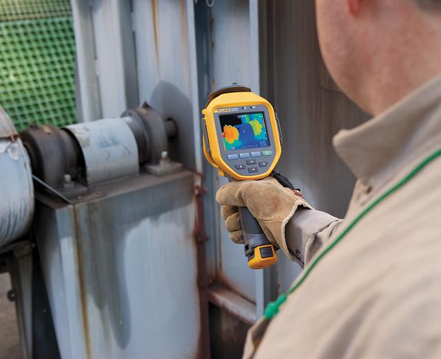 Kamery termowizyjne imierniki wibracji – skuteczna konserwacja prewencyjna dzięki współpracy urządzeń