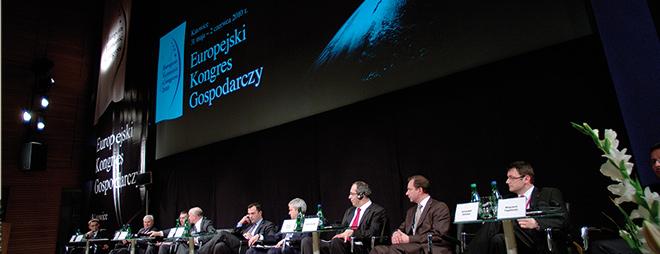 Biznesowa Europa w Katowicach: II Europejski Kongres Gospodarczy