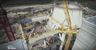 Enea – film z budowy nowego bloku Elektrowni Kozienice – wiosna 2016