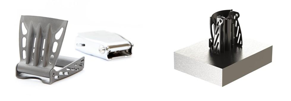 Klamry do pasów bezpieczeństwa drukowane w3D