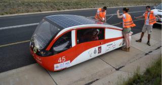 Lodz Solar Team buduje pierwsze polskie bolidy solarne do wyścigów