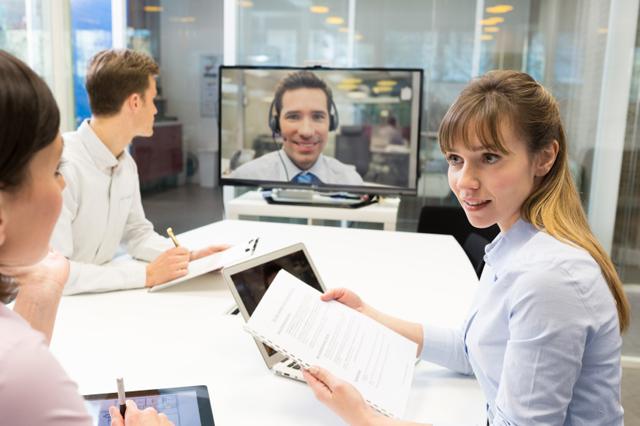 Spotkania na miarę XXI wieku  – wideokonferencje jako forma efektywnej komunikacji marketingowej iinformacyjnej