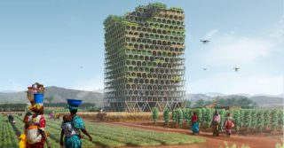 Śląscy architekci stworzyli projekt Wieżowca 2017