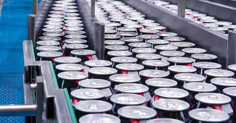 Środki smarne w przemyśle spożywczym