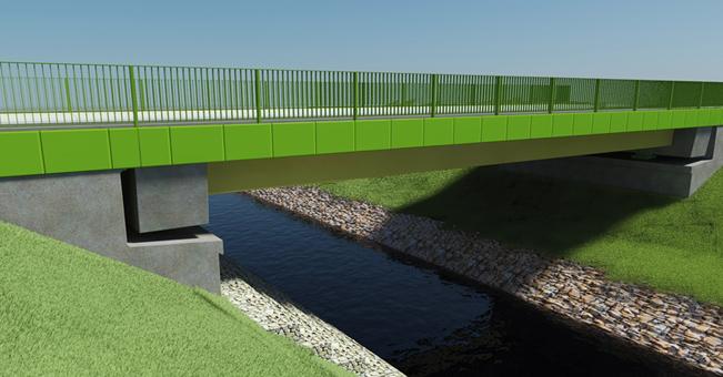 Mostostal Warszawa – Pierwszy w Polsce most drogowy z kompozytów FRP