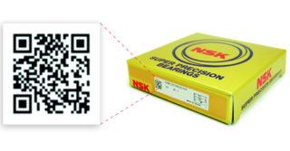 Aplikacja mobilna dla łożysk precyzyjnych NSK