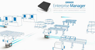 Zarządzanie flotą robotów mobilnych: Omron Enterprise Manager