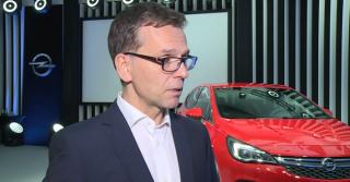 Pod koniec września gliwicki Opel uruchomi masową produkcję nowej Astry V