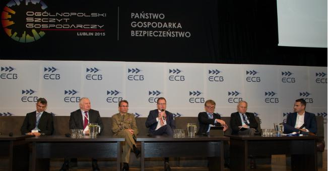Ogólnopolski Szczyt Gospodarczy – Lublin 2015 – relacja