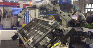 Automatyzacja procesów spawania robotami Panasonic