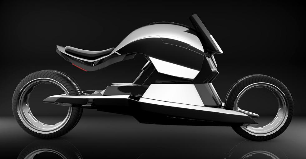 Artur Gaca /Streamway Motorbike