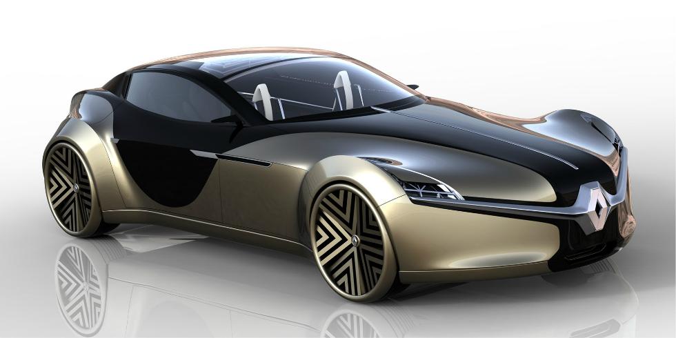 Daniel Płatek /Renault Art Deco Concept