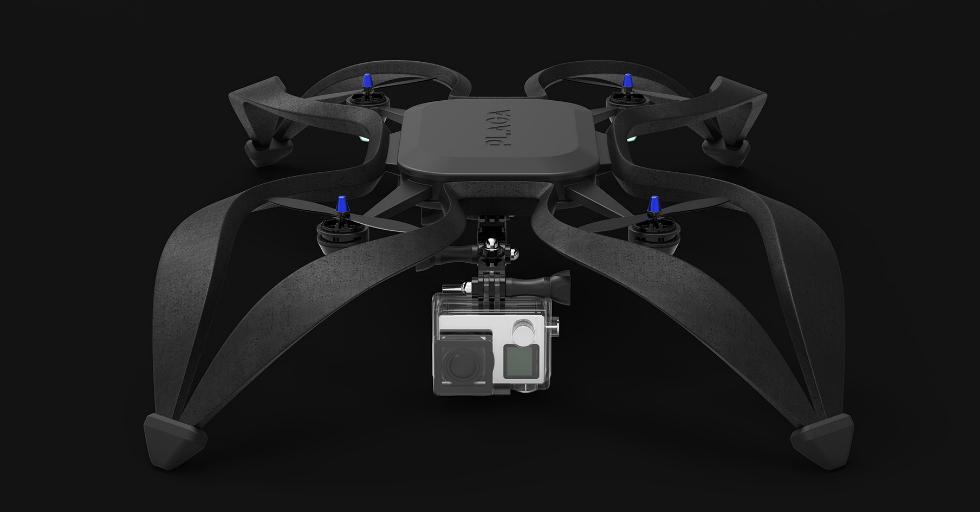 Artur Gacek, Daniel Płatek /PLAGA Drone
