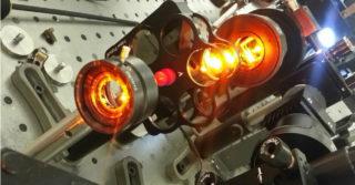 Ultraszybki fotomagnetyczny zapis informacji na nośnikach magnetycznych