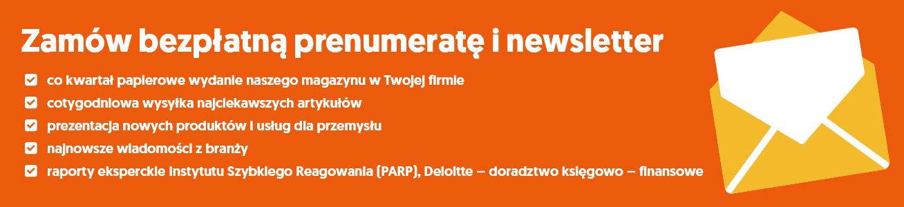 Prenumerata Polski Przemsył