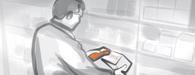 Rozwiązania mobilne w magazynie… gdzie dokładność, czas i jakość są na wagę złota