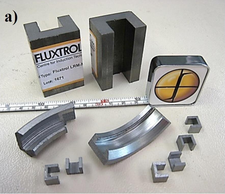 Kształtki zmateriału Fluxtrol/Ferrotron,